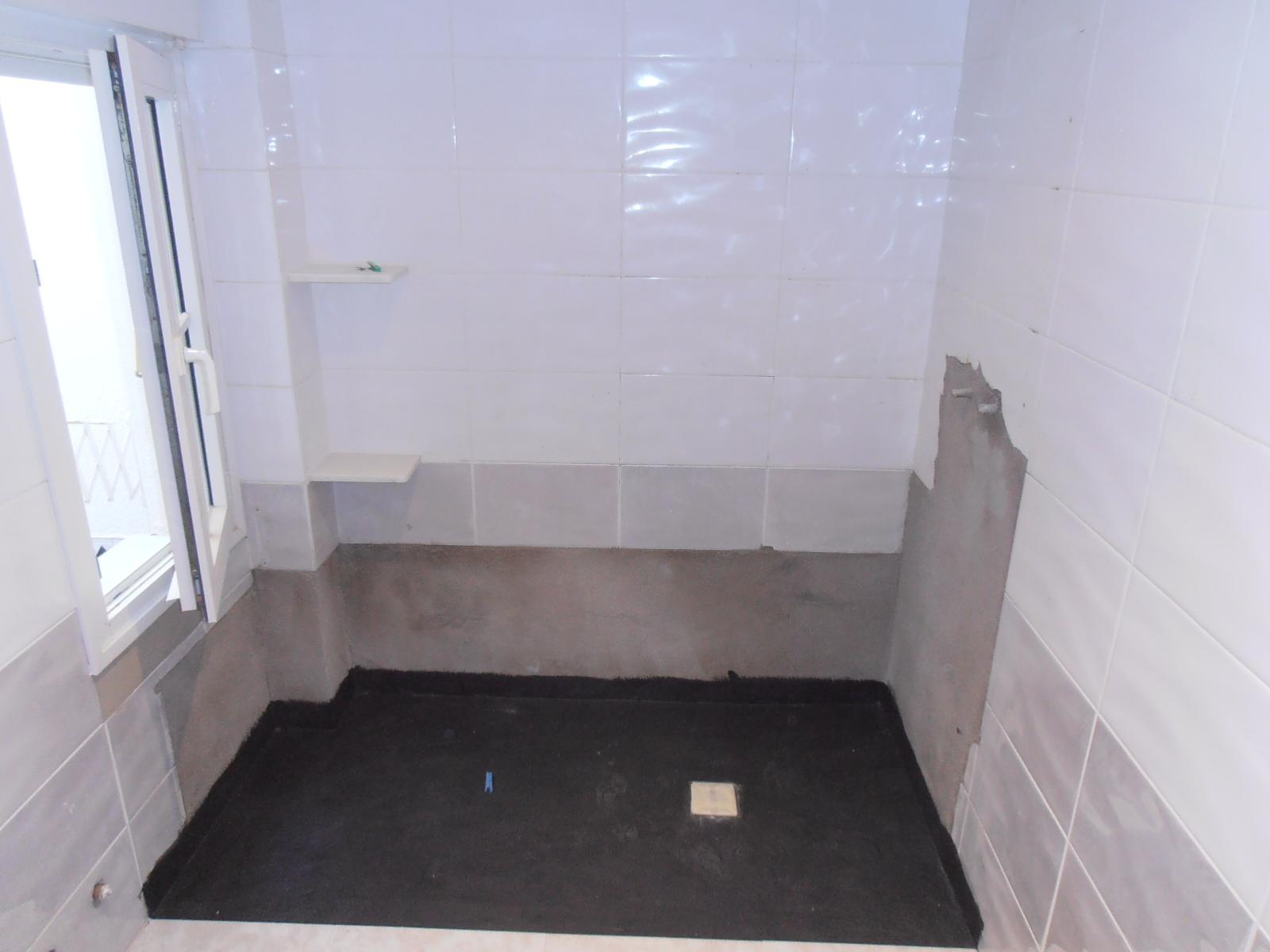 Easy Tadelakt renovacion de baño, bathroom remodeling
