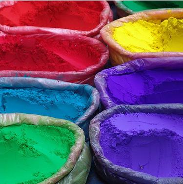Pigmentos naturales de easyTadelakt, Farbpigmente, color pigments